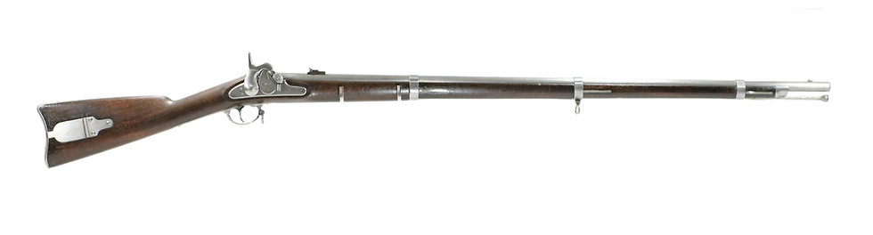 Confederate ID'd Harpers Ferry M1855 type  2 Rifle-Musket