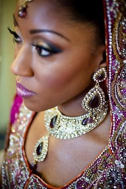 African Makeup Artist Atlanta