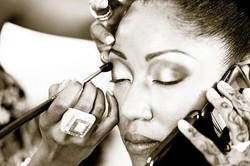 Black Makeup tutorial