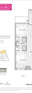 Alcântara Lofts floor plans