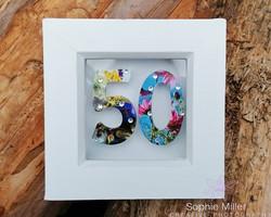 Number Frames £6.50