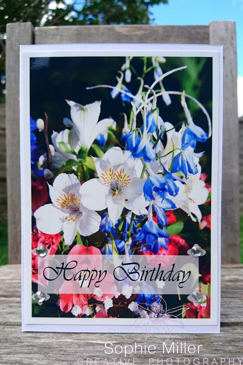 Happy Birthday Card £3.00