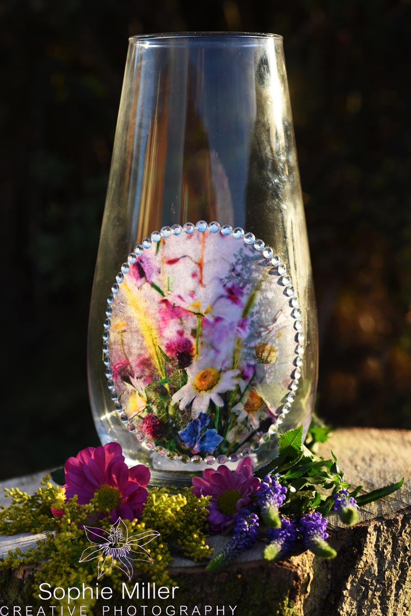 Daisy Wildflower Vase £15.00