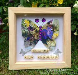 Couples Name Frame £9.50