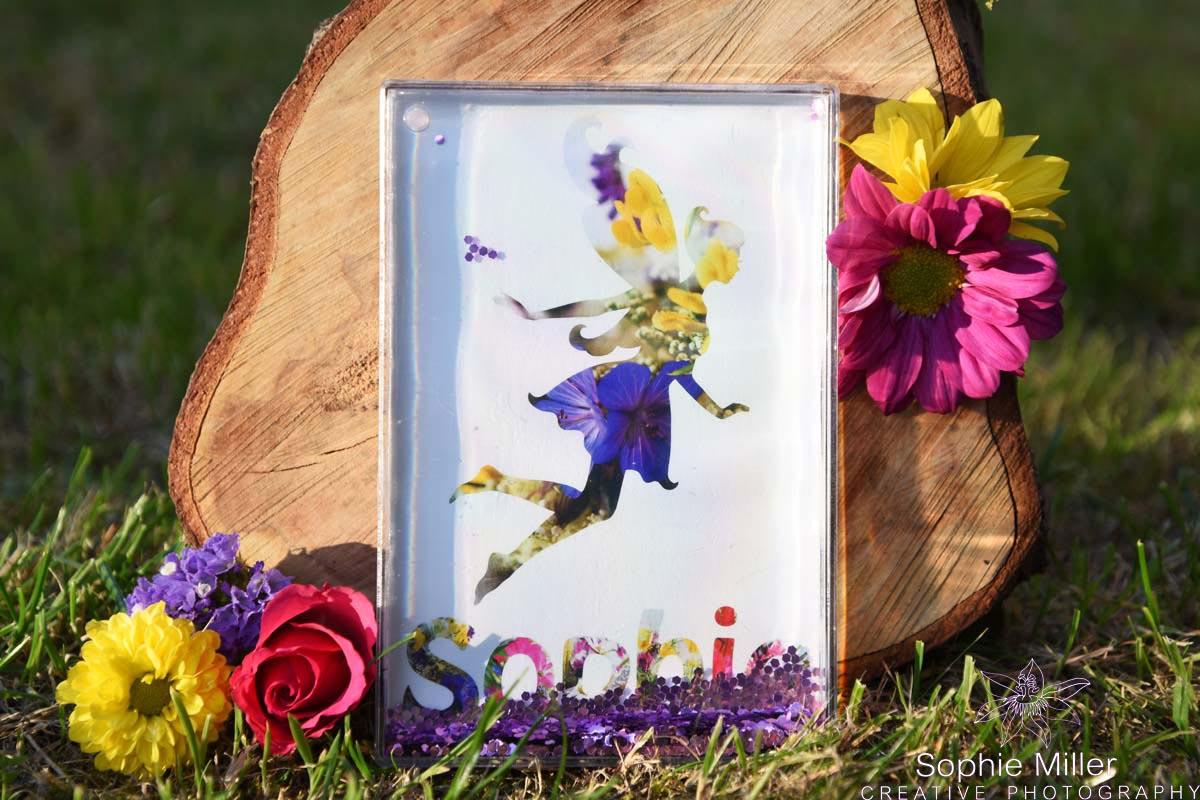 Fairy Glitter Frame £15.00