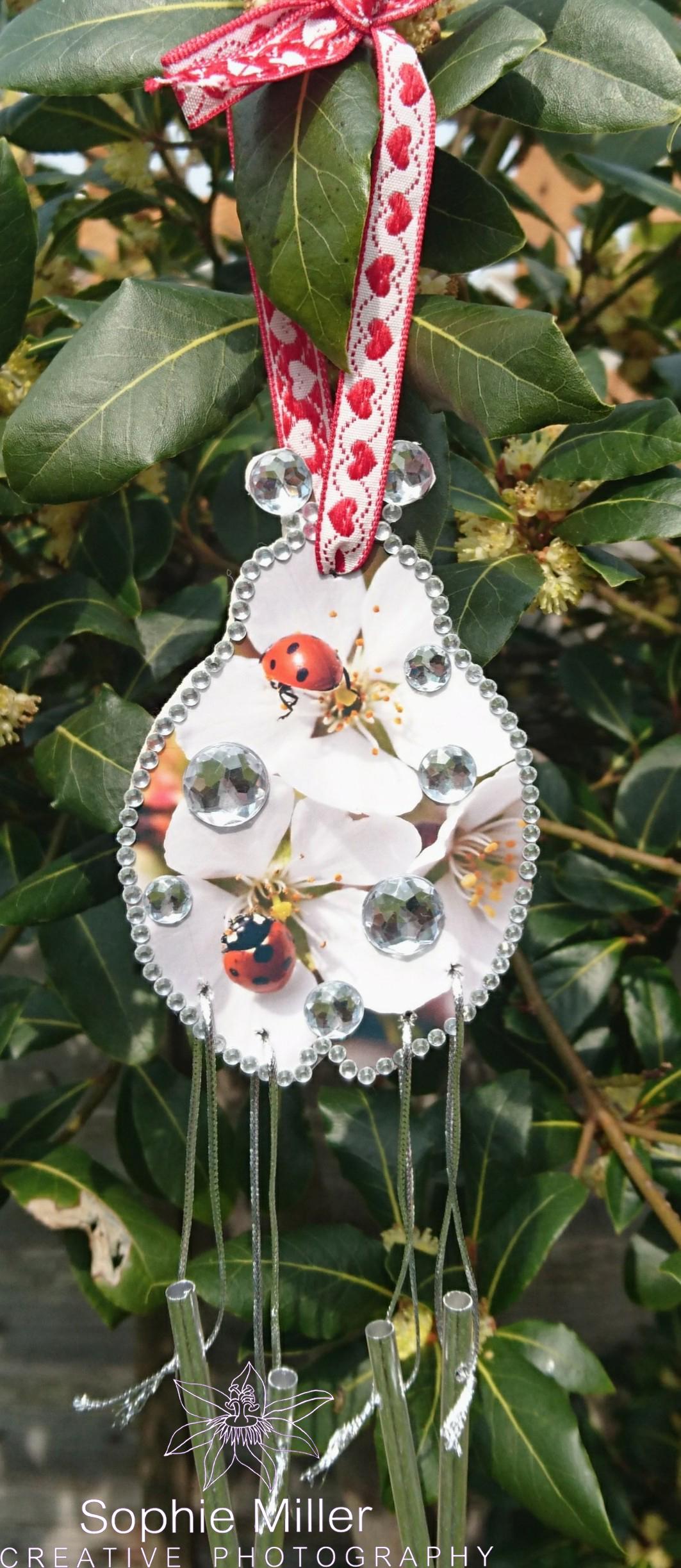 Ladybird Windchime £3.50