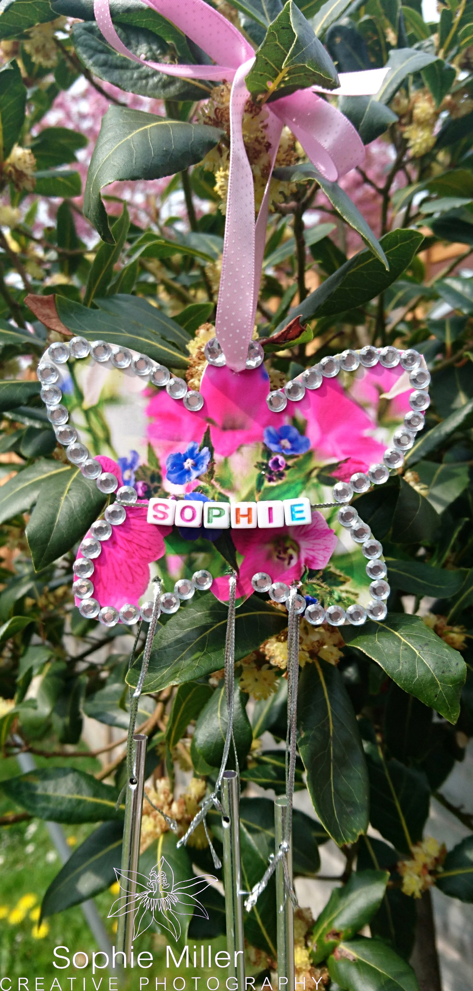 Butterfly Windchime £4.00