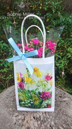 Flower Gift Bag £2.00