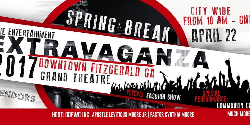 Spring Break Extravaganza!
