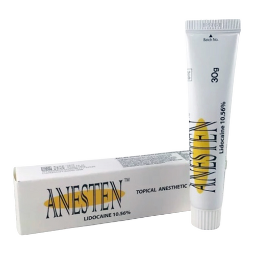 ANESTEN NUMBING CREAM 10.56% LIDOCAINE