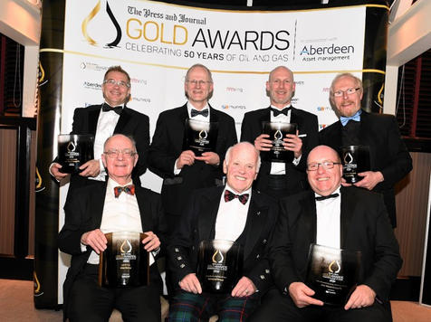 Press and Journal Gold Awards