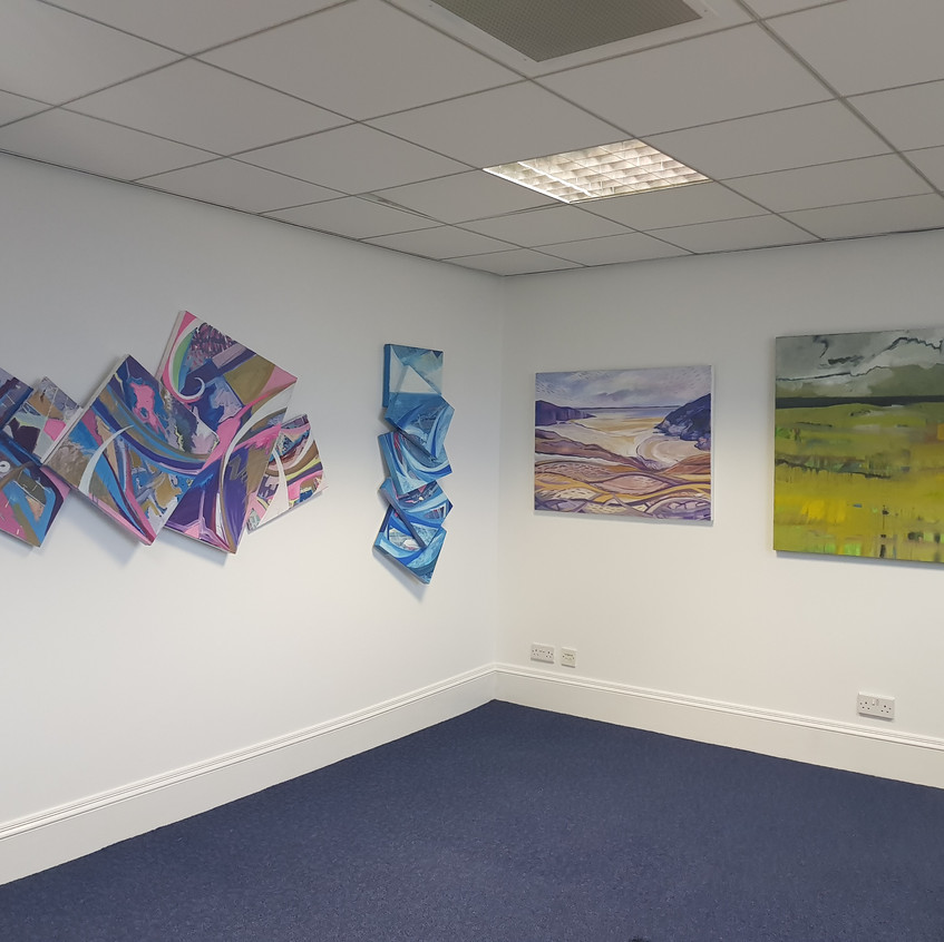 Pop Up Exhibition Space