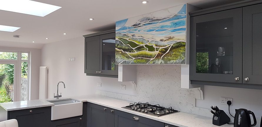 Bespoke Kitchen Tiles