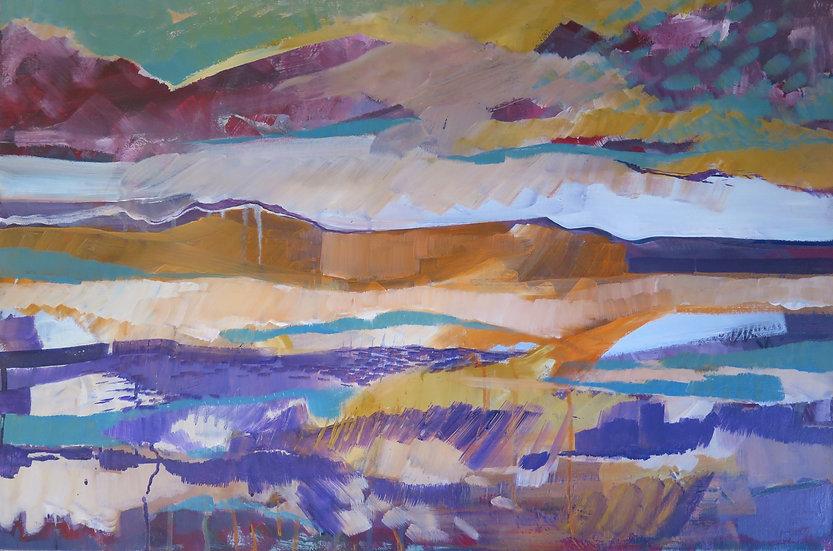 Peatlands - North - Open Edition Print