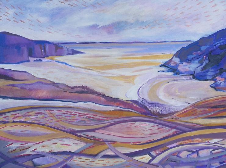Limited Edition Giclee Print - Ceannabeinne Beach, Durness
