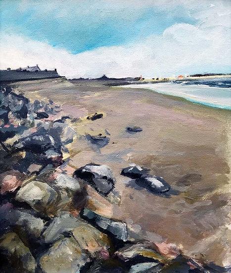 Shoreline, Aberdeen Beach