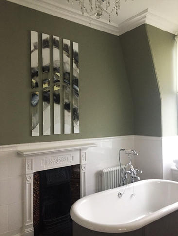 Private Bathroom Commission