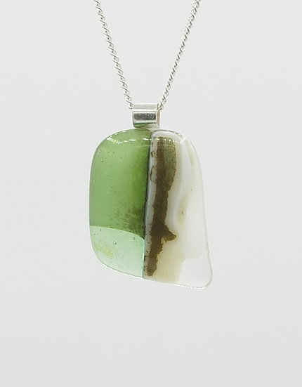 """Top Hill"" Pendant #3"