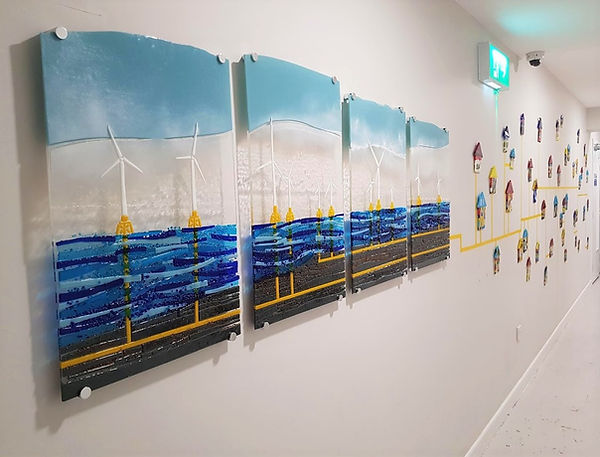 Aberdeen Offshore Windfarm Glasss Commission