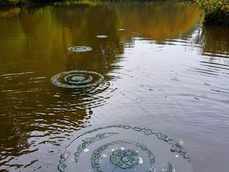 Ghost Ripples at Haddo Country Park