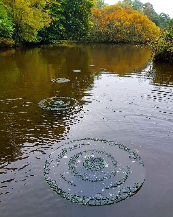 "Haddo Arts Festival ""Ghost Ripples"""
