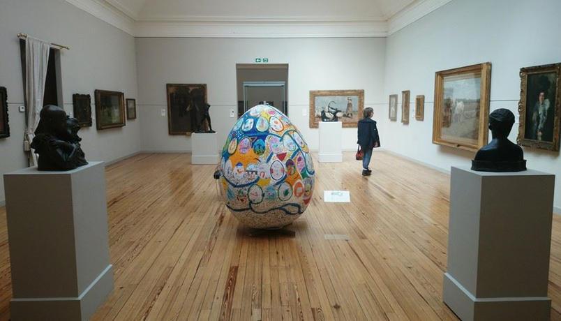 Easter at Aberdeen Art Gallery