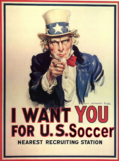 Mack vs. Pat: How to Truly Promote and Popularize Soccer in the United States.