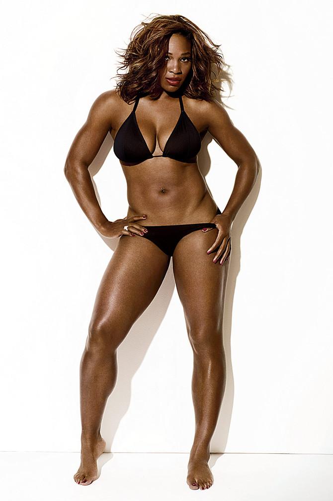 Examining Serena's Body of Work
