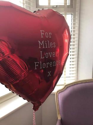 Valentines Foils