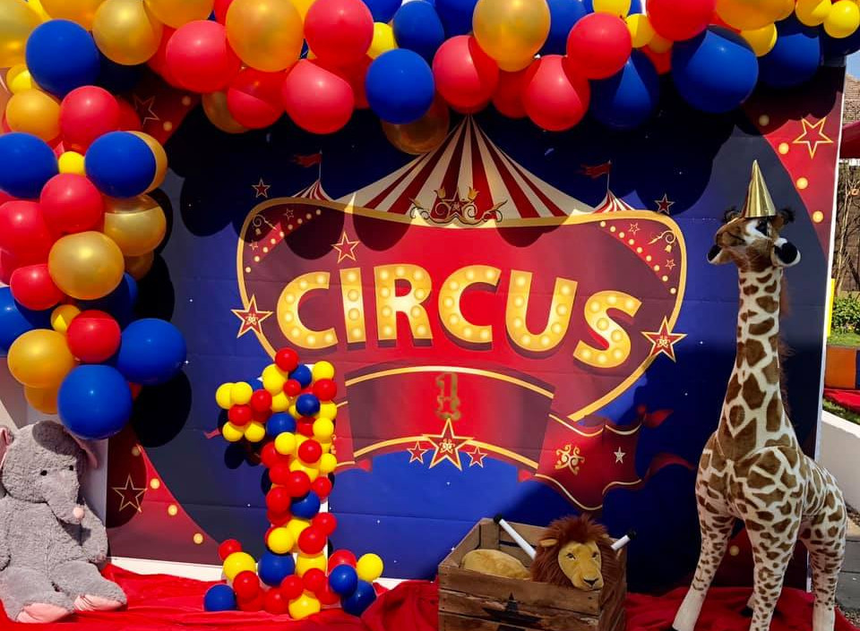 Join our Circus!
