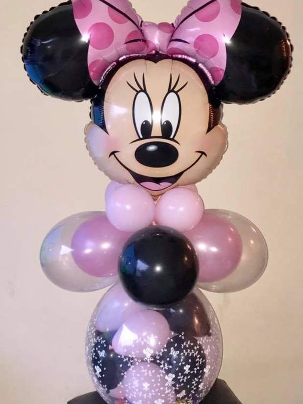 Classic Minnie is a firm favourite!