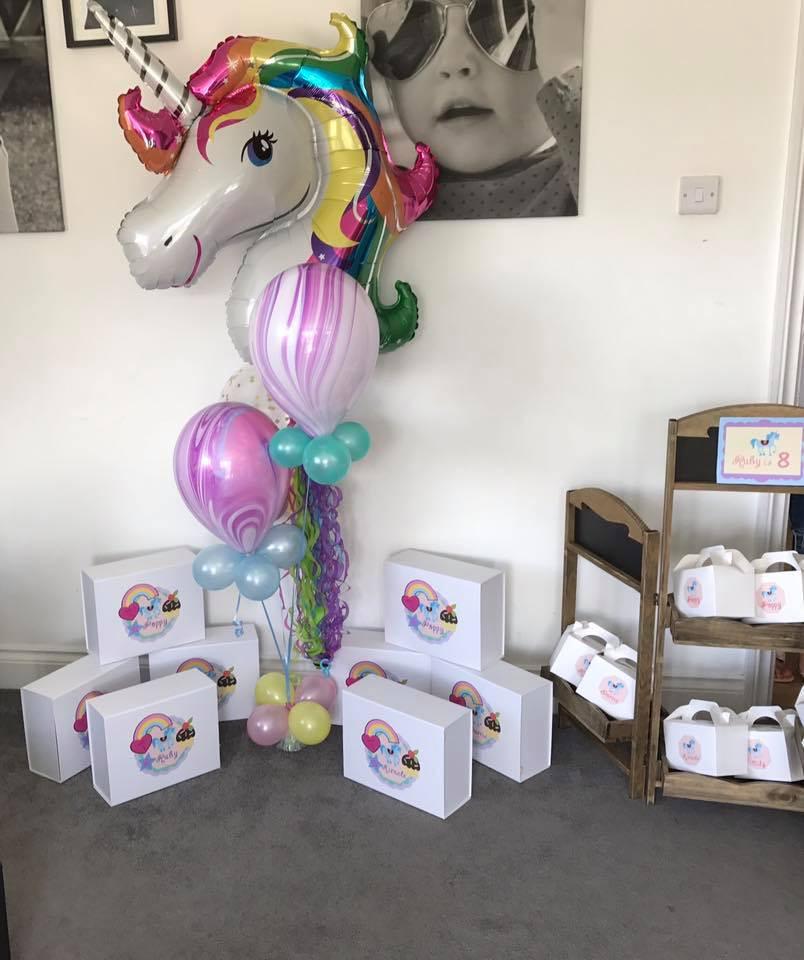 Bespoke Unicorn set up