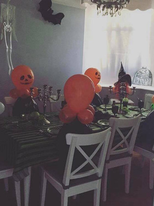 Halloween on a smaller scale