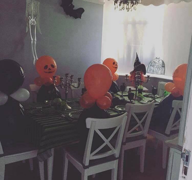 Halloween surprises!