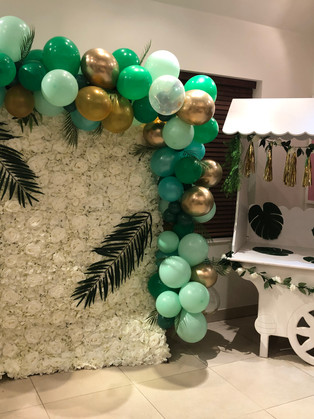 welcome to the jungle baby shower