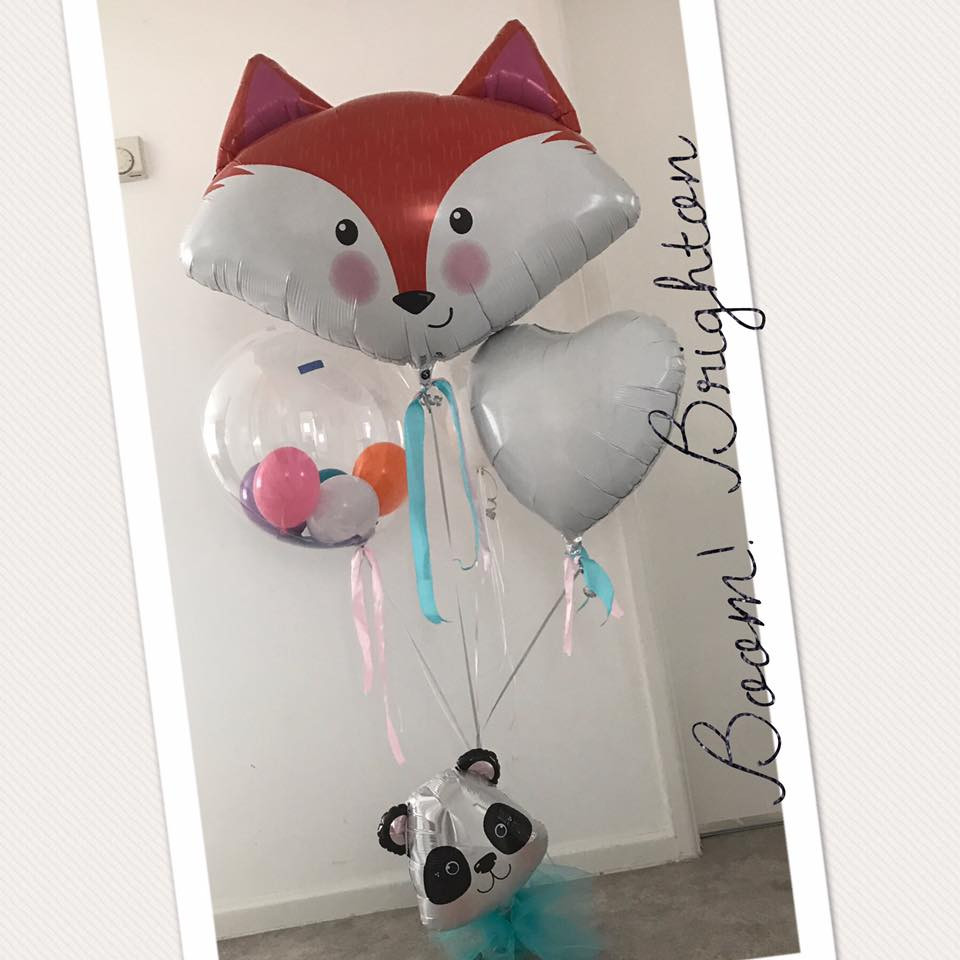 Bubbles look gorgeous Mixed with any theme!