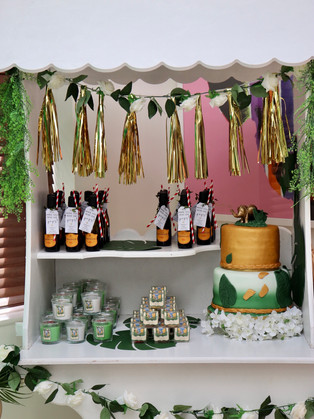 Our Candy Cart can be transformed to any theme!