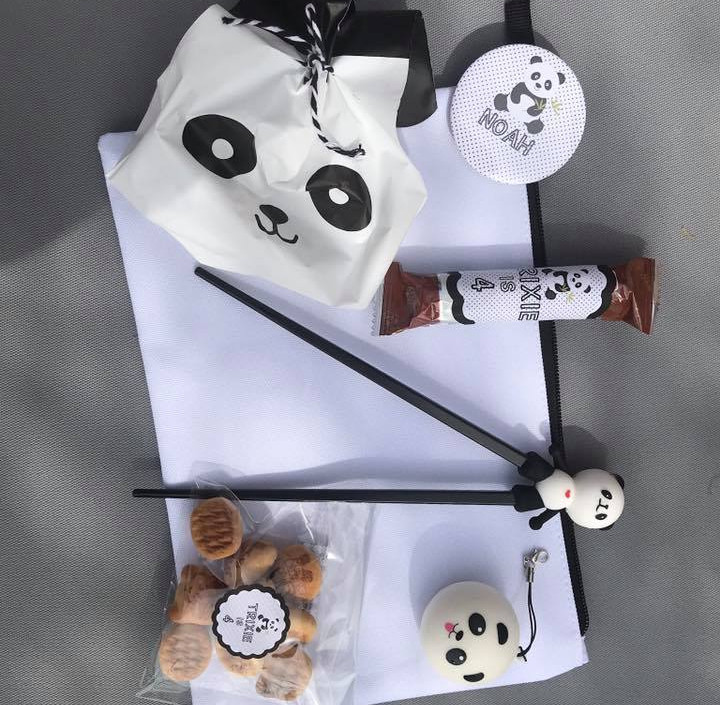 Panda themed Favours!