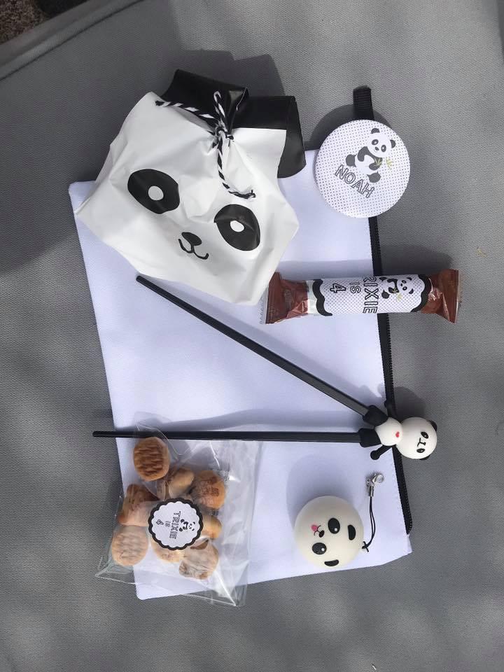 Panda themed Favours!