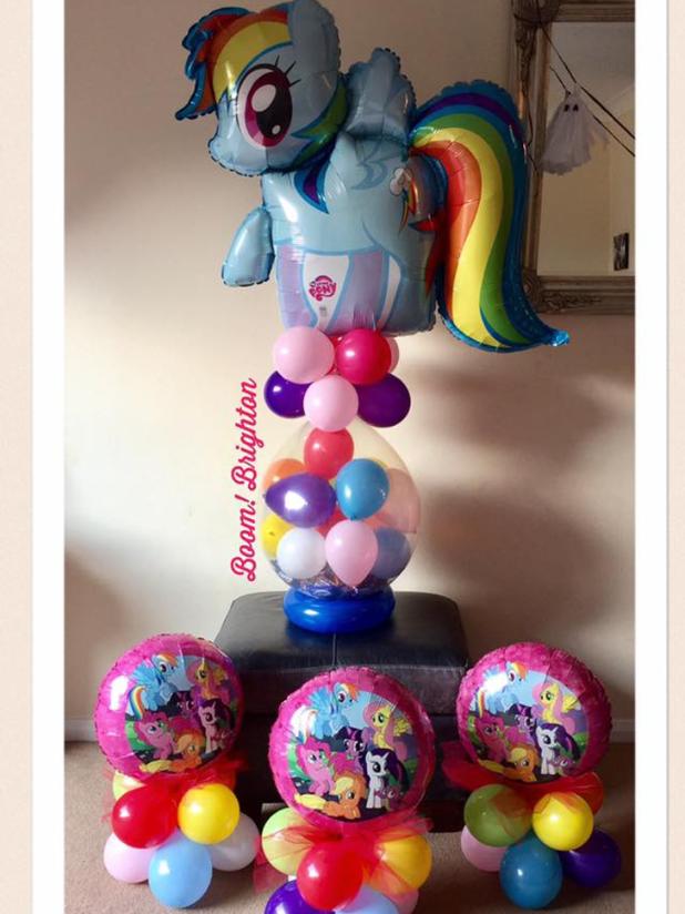 My little pony dream set