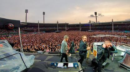 Noel Gallagher - U2: The Joshua Tree Tour