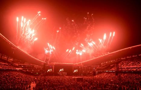 Michael Buble, Allianz Stadium (SYD)