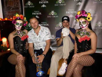 Patron: Day of the dead