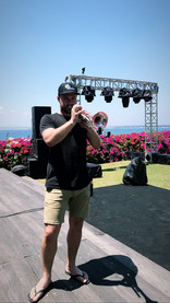 Sound Check: Nusa Dua, Bali