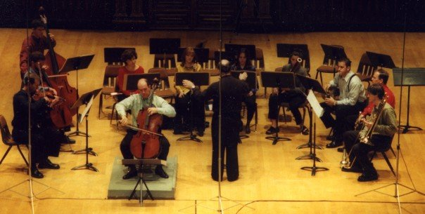 ARCO performing Hindemith