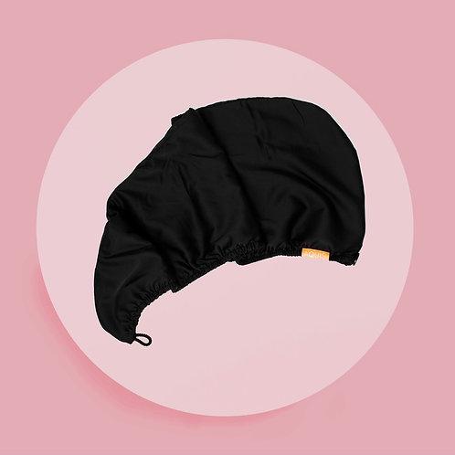AQUIS Double-Layer Rapid Dry Lisse Hair Turban