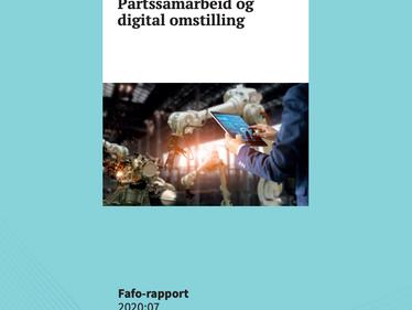 Report: Social Partnership and Digital Transformation