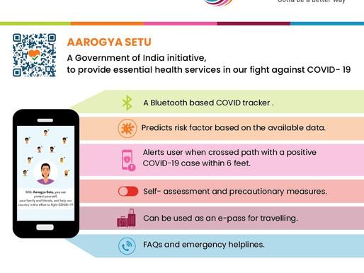 COVID-19: A New Age of Intelligent Surveillance?