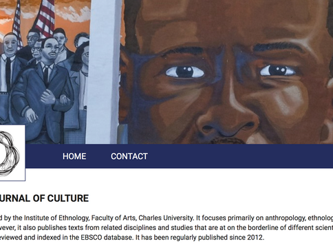 The Journal of Culture is joining the Extreme Anthropology Research Network
