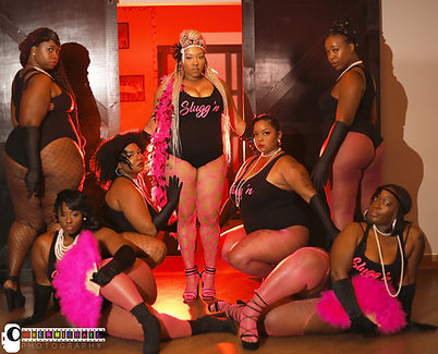 BBW VIDEO SHOOT